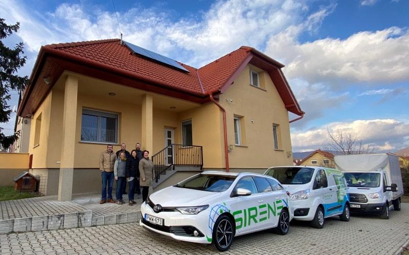 Sirenex csapat 2021