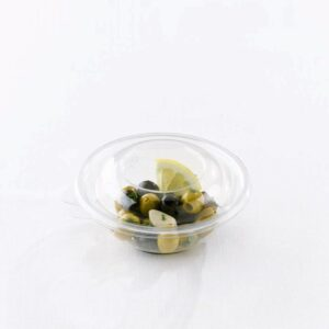 BOW12012 salátás tál RPET 350ml