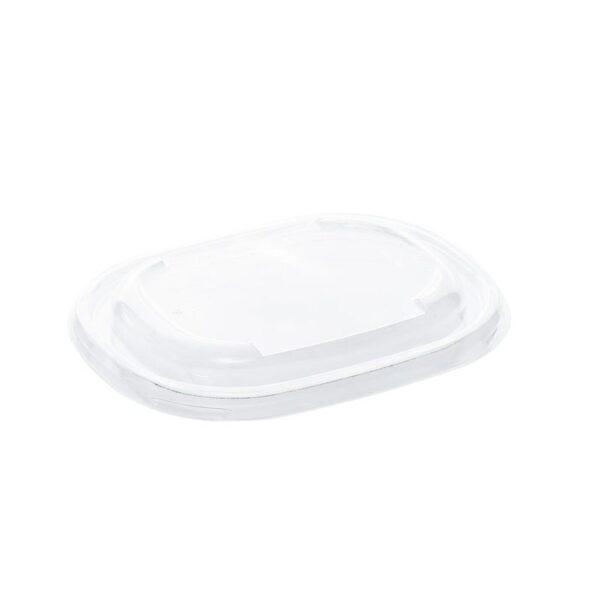 PUL58021 RPET tető ovális cukornád tálhoz